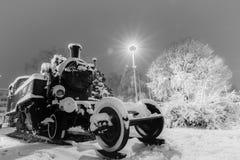 ατμομηχανή παλαιά Στοκ φωτογραφίες με δικαίωμα ελεύθερης χρήσης