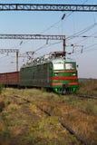 Ατμομηχανή σιδηροδρόμων Στοκ εικόνα με δικαίωμα ελεύθερης χρήσης