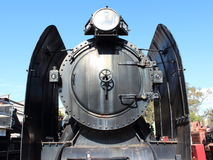 Ατμομηχανή Χ 36 ατμού στοκ εικόνα με δικαίωμα ελεύθερης χρήσης