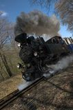 ατμομηχανή Στοκ εικόνες με δικαίωμα ελεύθερης χρήσης