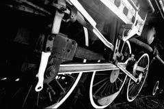 ατμομηχανή Στοκ Εικόνες