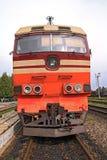 ατμομηχανή diesel παλαιά Στοκ εικόνα με δικαίωμα ελεύθερης χρήσης