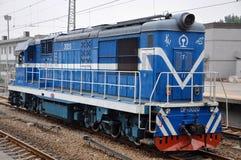 Ατμομηχανή diesel σιδηροδρόμων της Κίνας DF8 στοκ φωτογραφίες με δικαίωμα ελεύθερης χρήσης