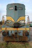 Ατμομηχανή diesel Στοκ Εικόνα