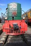 Ατμομηχανή diesel Στοκ φωτογραφίες με δικαίωμα ελεύθερης χρήσης