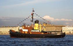 ατμόπλοιο Στοκ Εικόνα