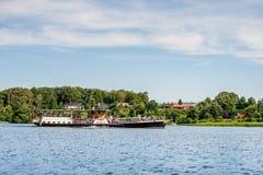 ατμόπλοιο Στοκ φωτογραφίες με δικαίωμα ελεύθερης χρήσης