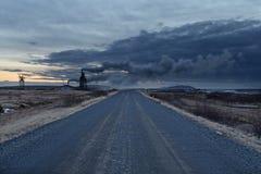 Γεωθερμική ενέργεια Ισλανδία Στοκ φωτογραφίες με δικαίωμα ελεύθερης χρήσης