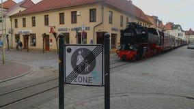 Ατμός-μηχανή Στοκ εικόνα με δικαίωμα ελεύθερης χρήσης