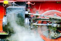 ατμός μηχανών Στοκ Φωτογραφία