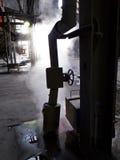 ατμός Στοκ φωτογραφία με δικαίωμα ελεύθερης χρήσης