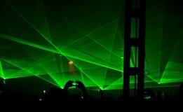 Ατμόσφαιρα στη συναυλία στοκ φωτογραφίες με δικαίωμα ελεύθερης χρήσης