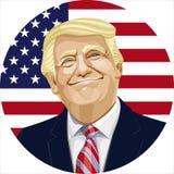 ατού του Donald απεικόνιση αποθεμάτων