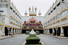 Ατού Taj Mahal Στοκ εικόνες με δικαίωμα ελεύθερης χρήσης