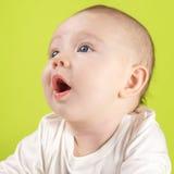 λατρευτό μωρό ευτυχές Στοκ φωτογραφία με δικαίωμα ελεύθερης χρήσης
