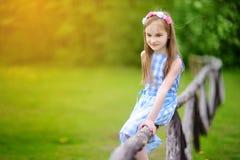 λατρευτό πορτρέτο κοριτ&sig Στοκ Εικόνες
