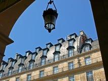 Αττικό παράθυρο Στοκ εικόνες με δικαίωμα ελεύθερης χρήσης