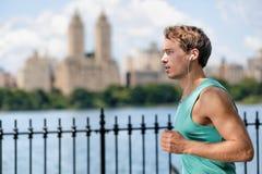 Ατόμων στο Μανχάταν Central Park το καλοκαίρι στοκ φωτογραφία με δικαίωμα ελεύθερης χρήσης