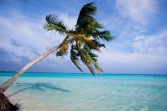 Ατόλλη Μαλδίβες Felidu Στοκ φωτογραφία με δικαίωμα ελεύθερης χρήσης