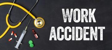 Ατύχημα εργασίας στοκ φωτογραφία με δικαίωμα ελεύθερης χρήσης