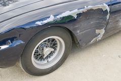 ατύχημα Στοκ εικόνα με δικαίωμα ελεύθερης χρήσης