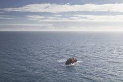 Ατλαντική Κορνουάλλη Στοκ φωτογραφία με δικαίωμα ελεύθερης χρήσης
