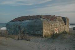 Ατλαντικός τοίχος Στοκ Εικόνα