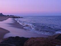 ατλαντικό ηλιοβασίλεμα Στοκ Εικόνα