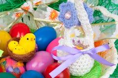 Αυγά για Πάσχα Στοκ Εικόνες