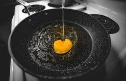 Αυγά επάνω στοκ εικόνα