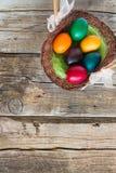 Αυγά διακοπών Πάσχας Στοκ φωτογραφία με δικαίωμα ελεύθερης χρήσης