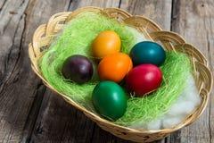 Αυγά διακοπών Πάσχας στοκ εικόνα