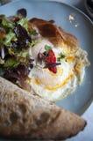 Αυγά και μπέϊκον για με στοκ εικόνες με δικαίωμα ελεύθερης χρήσης