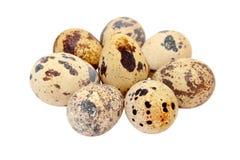Αυγά νησοπέρδικων Στοκ Φωτογραφίες
