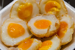 Αυγά νησοπέρδικων Στοκ Εικόνα