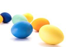 αυγά Πάσχας που απομονών&omicro Στοκ φωτογραφία με δικαίωμα ελεύθερης χρήσης