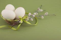 Αυγά Πάσχας. Στοκ Εικόνες