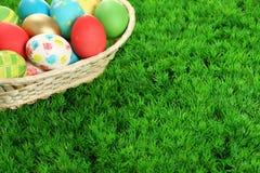 αυγά Πάσχας συλλογής Στοκ Φωτογραφία