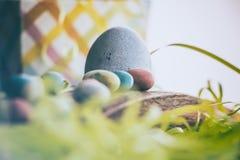 Αυγά Πάσχας 1 Στοκ φωτογραφία με δικαίωμα ελεύθερης χρήσης