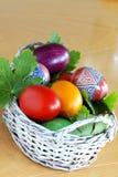 Αυγά Πάσχας στοκ εικόνα με δικαίωμα ελεύθερης χρήσης
