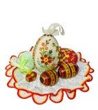 αυγά πασχαλινά Στοκ εικόνες με δικαίωμα ελεύθερης χρήσης