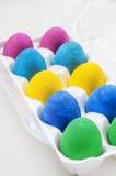 αυγά που τίθενται ζωηρόχρ&om Στοκ φωτογραφίες με δικαίωμα ελεύθερης χρήσης