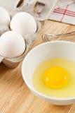αυγά προγευμάτων Στοκ Φωτογραφίες