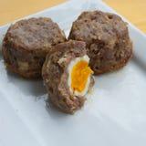 αυγά σκωτσέζικα Στοκ φωτογραφία με δικαίωμα ελεύθερης χρήσης