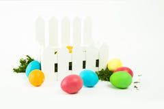 Αυγά στη φωλιά για Πάσχα Στοκ φωτογραφία με δικαίωμα ελεύθερης χρήσης
