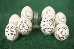 Αυγά. Στοκ Εικόνα