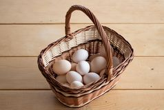 2 αυγά Στοκ φωτογραφία με δικαίωμα ελεύθερης χρήσης
