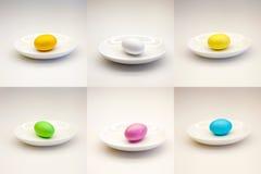 Αυγά Compo Στοκ φωτογραφία με δικαίωμα ελεύθερης χρήσης