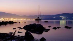 Αυγή ανατολής Στοκ Εικόνες