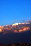 αυγή Σύννεφα Στοκ Εικόνα